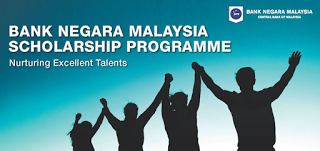 Bank Negara Scholarship 2017 (Pre-University)