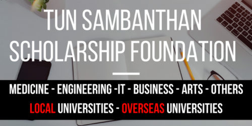 Tun Sambanthan Scholarship Foundation