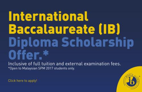 ISKL IB Diploma Scholarship