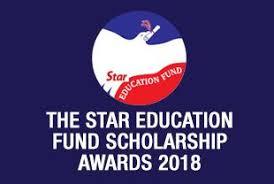 The Star Education Fund Scholarship Awards 2018