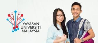 Yayasan Universiti Malaysia Scholarship